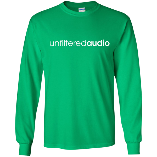 Official Unfiltered Audio LS T-Shirt (W)
