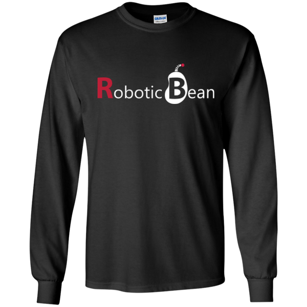 Official Robotic Bean LS T-Shirt (R&W)