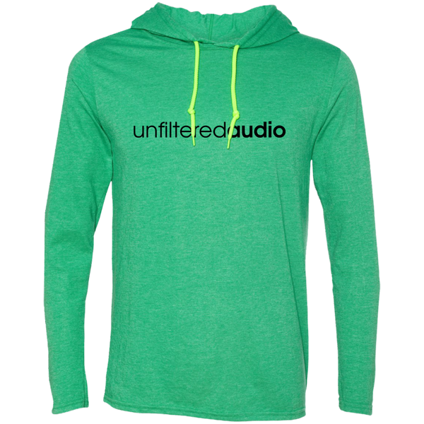 Official Unfiltered Audio LS Hoodie T-Shirt (B)