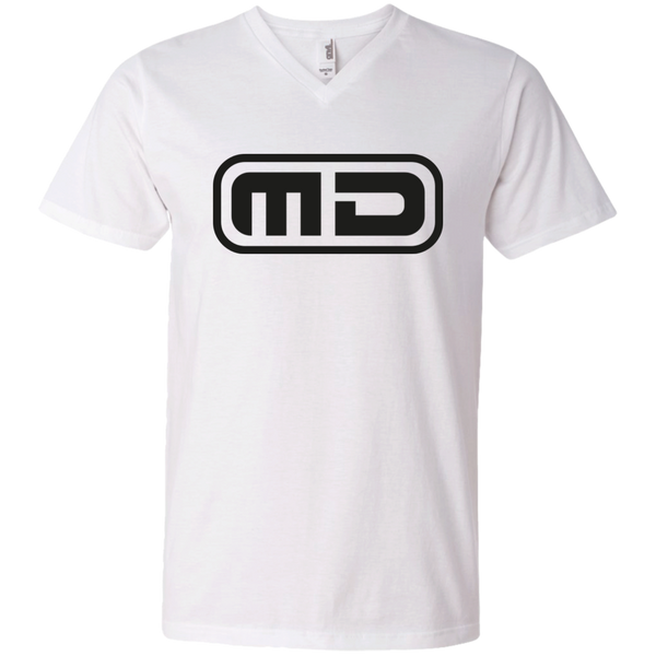 Official Mathieu Demange V-Neck T-Shirt (B)