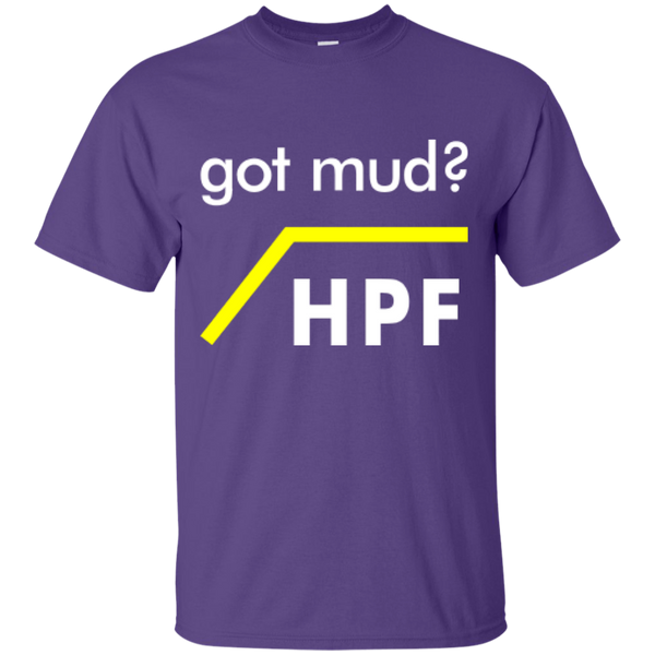 Got Mud? HPF - #Reasonistas T-Shirt (W&Y)