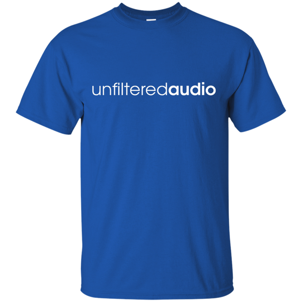 Official Unfiltered Audio T-Shirt (W)