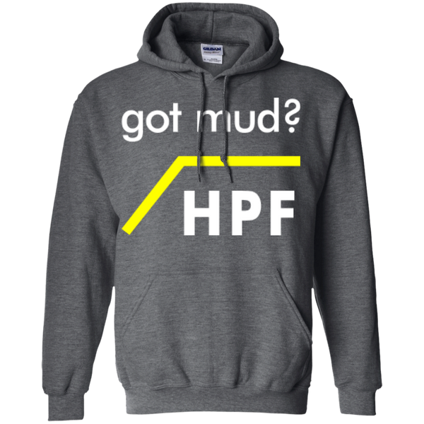 Got Mud? HPF - #Reasonistas Hoddie (W&Y)
