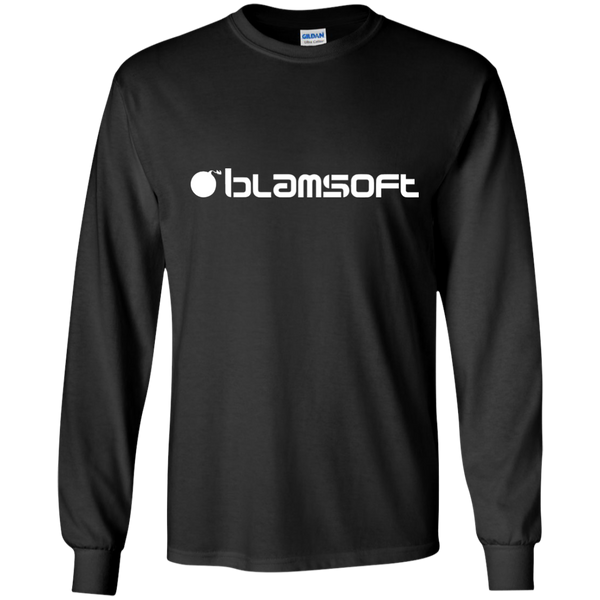 Official Blamsoft LS T-Shirt (W)