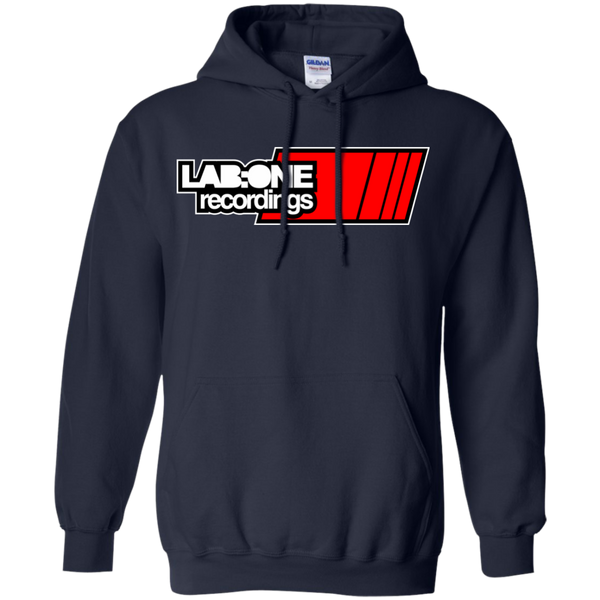 Official Lab:One Recordings Hoodie
