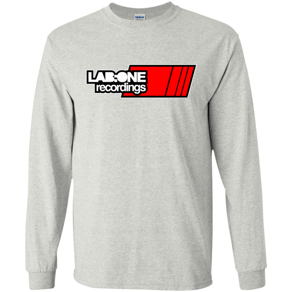 Official Lab:One Recordings LS T-Shirt