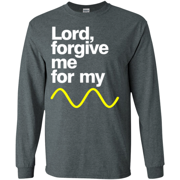 Sine Wave - #Reasonistas LS T-Shirt (W&Y)