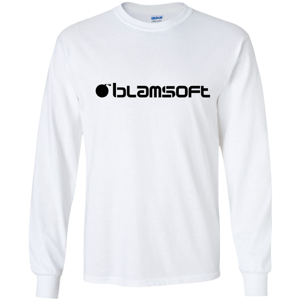 Official Blamsoft LS T-Shirt (B)