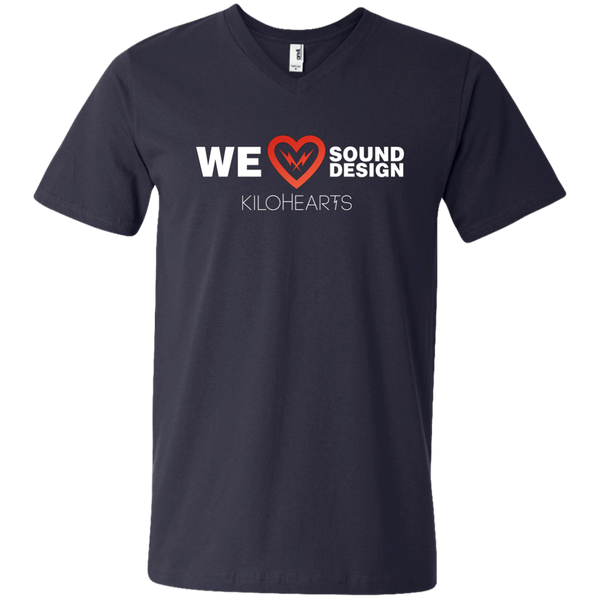 Official Kilohearts V-Neck T-Shirt