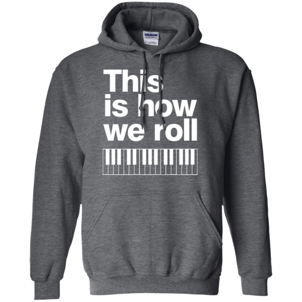 This is how we roll Hoodie (W)