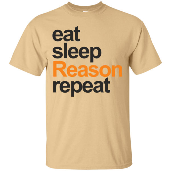 eat, sleep, Reason, repeat - #Reasonistas T-Shirt (B&O)