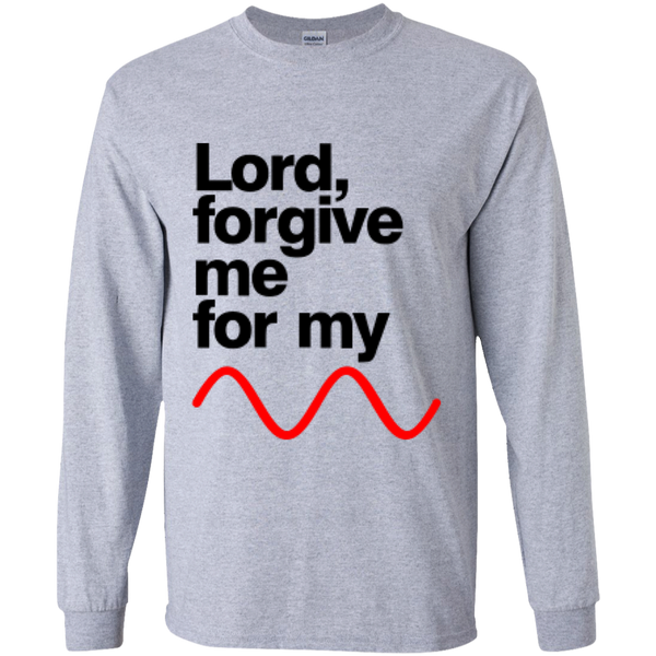 Sine Wave - #Reasonistas LS T-Shirt (B&R)