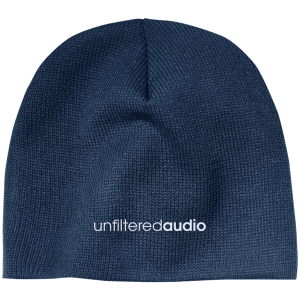 Official Unfiltered Audio Beanie (W)