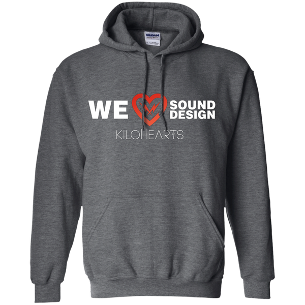 Official Kilohearts Hoodie