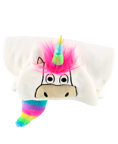 Unicorn Critter Blanket
