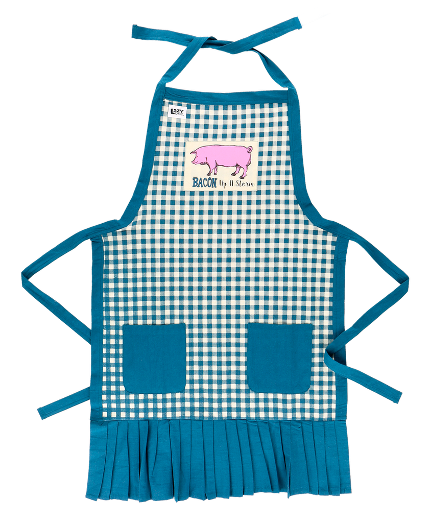 Bacon Up a Storm Apron