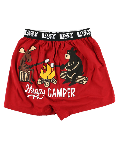 Happy Camper Boxer