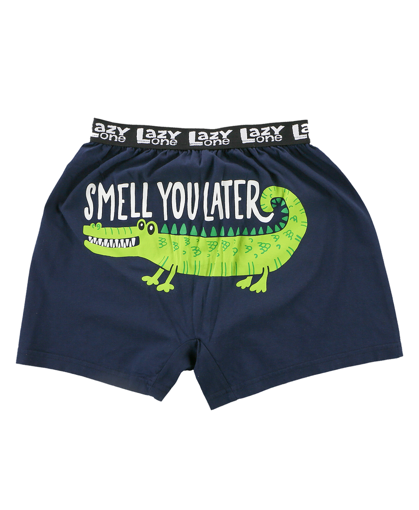 Smell Later Boxer