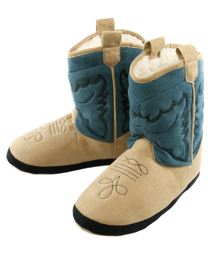 *Boy Boot Slipper