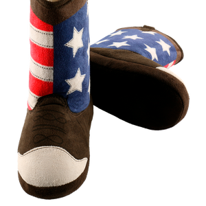 America Boot Slipper