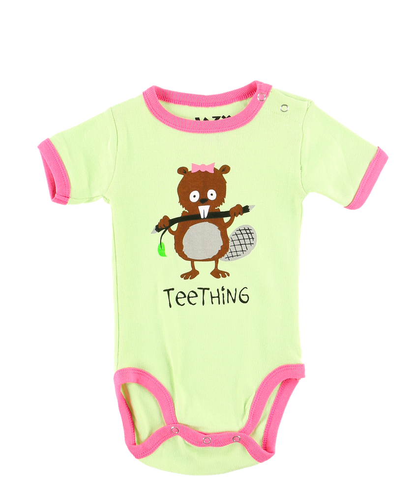 Teething Green Creeper