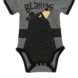 Bear Hug Grey Creeper