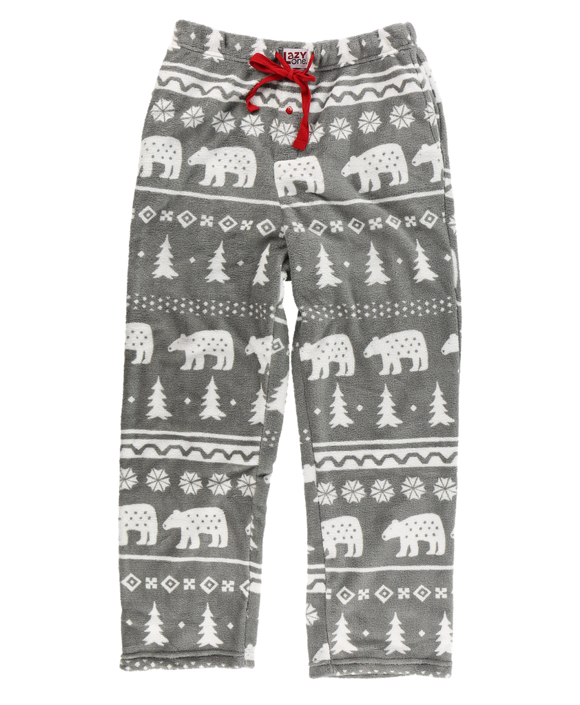 Nordic Bear Fleece Pant