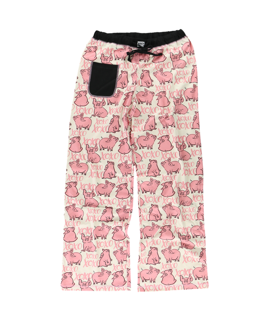 Hogs & Kisses PJ Pant