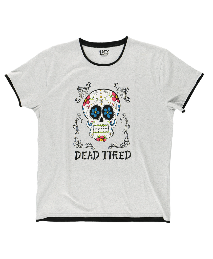 Dead Tired PJ Tee