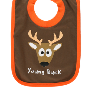 Young Buck Bib
