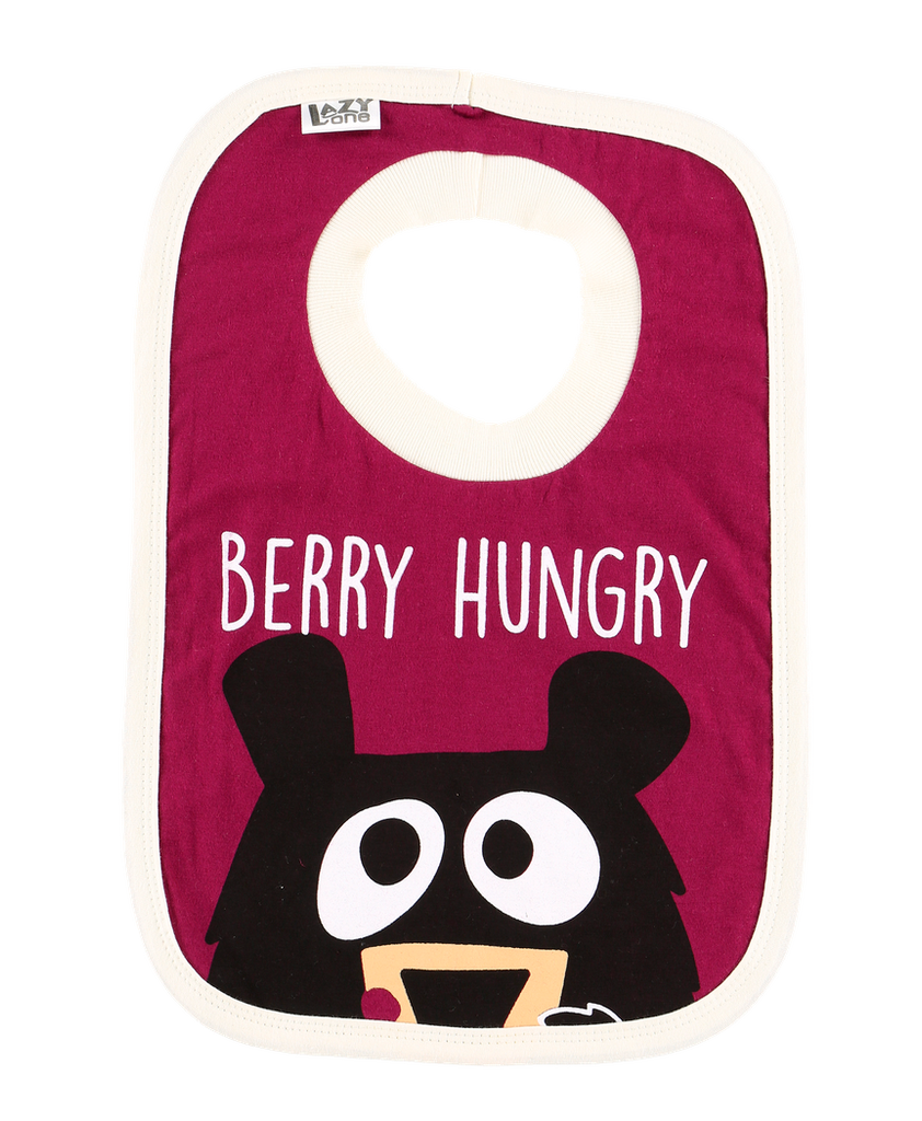 Huckleberry Bib