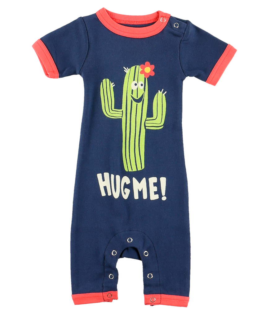 Hug Me Infant Romper