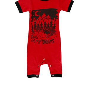Lost in My Dreams Infant Romper