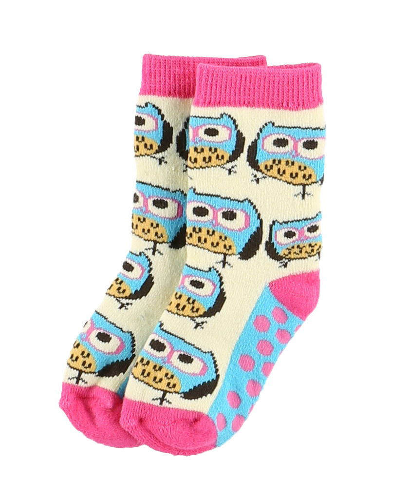 Owl Yours Girl Infant Sock