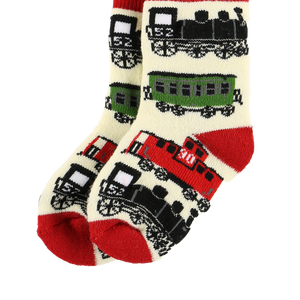 Train Infant Sock