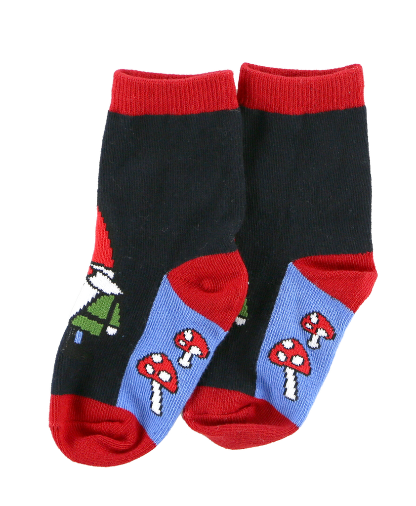 Gnome Infant Sock