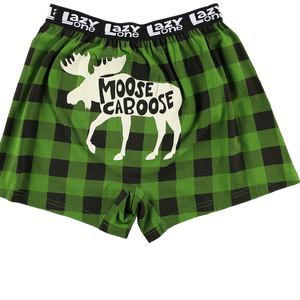 Moose Caboose Kid Boxer