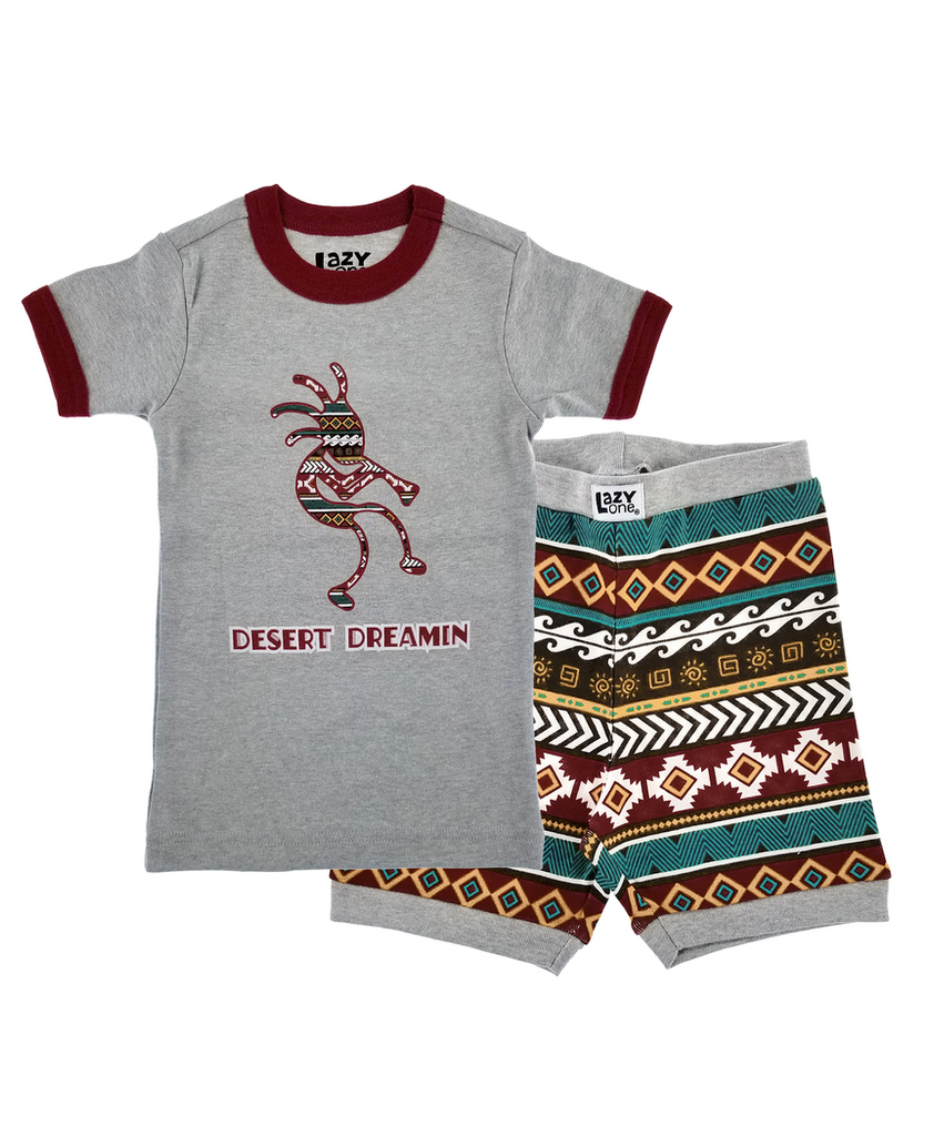 Kokopelli Kid Short PJ Set