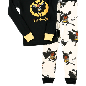 Bat Moose PJ Set