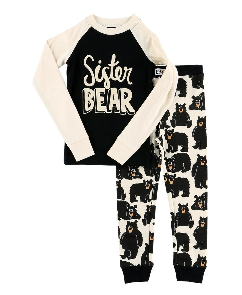 Sister Bear PJ Set 2T