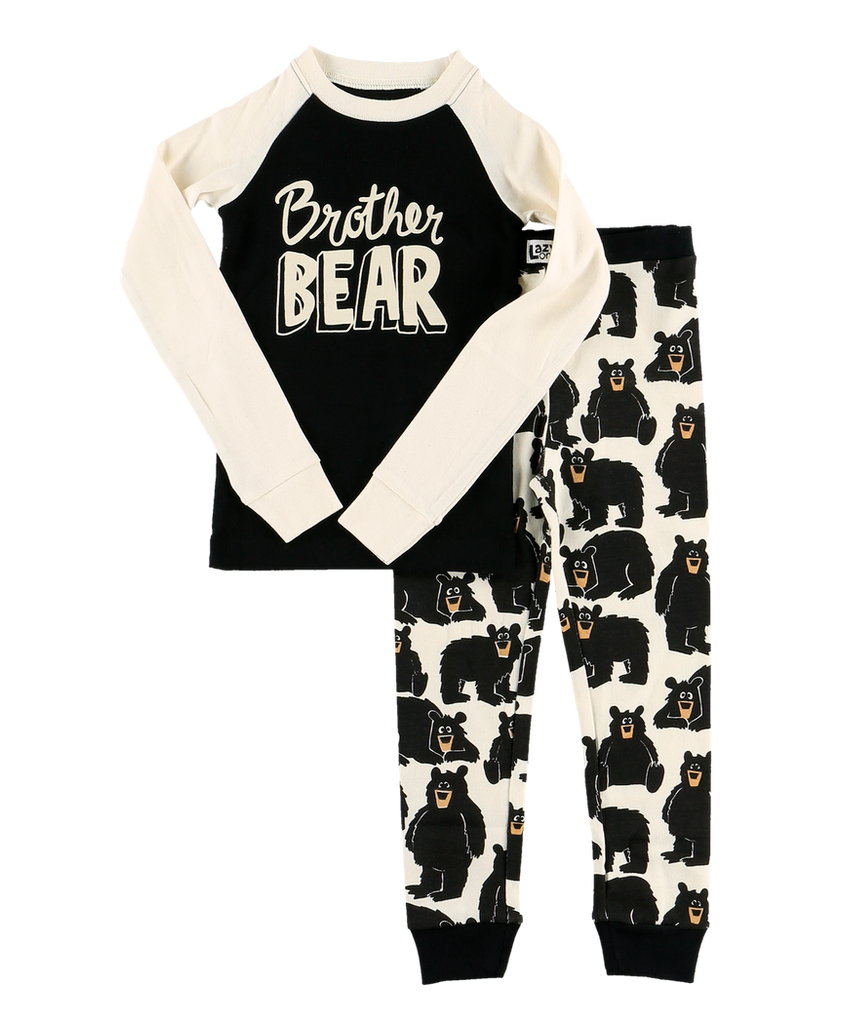 Brother Bear PJ Set 4T