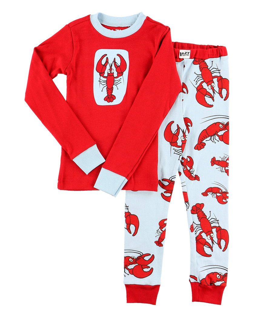 Lobster PJ Set