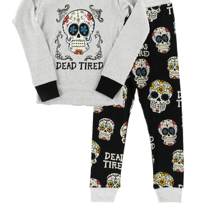 Dead Tired PJ Set