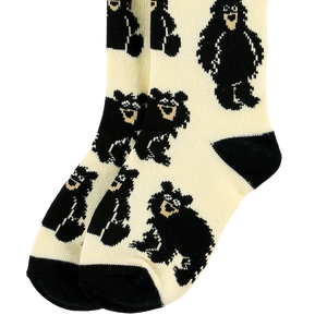 Bear Cub Kid Sock