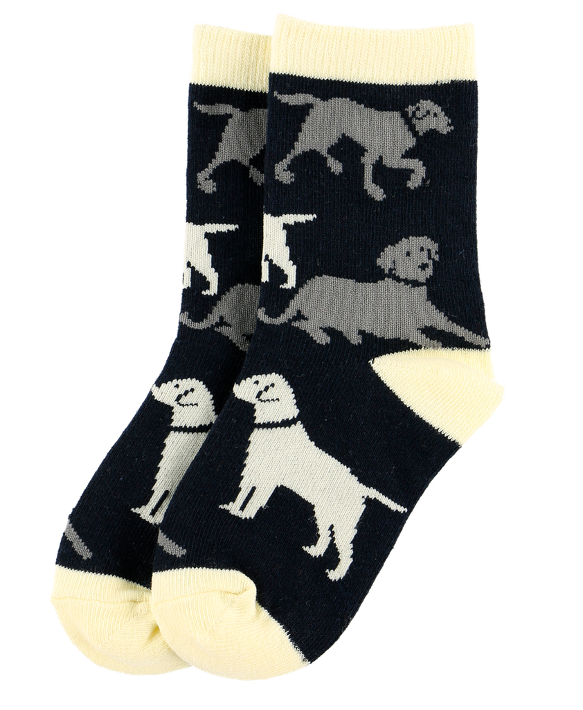 Labs Kid Sock