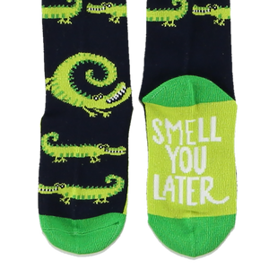 Alligator Kid Sock