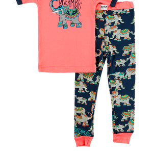 Elephant-Dream Big PJ Set