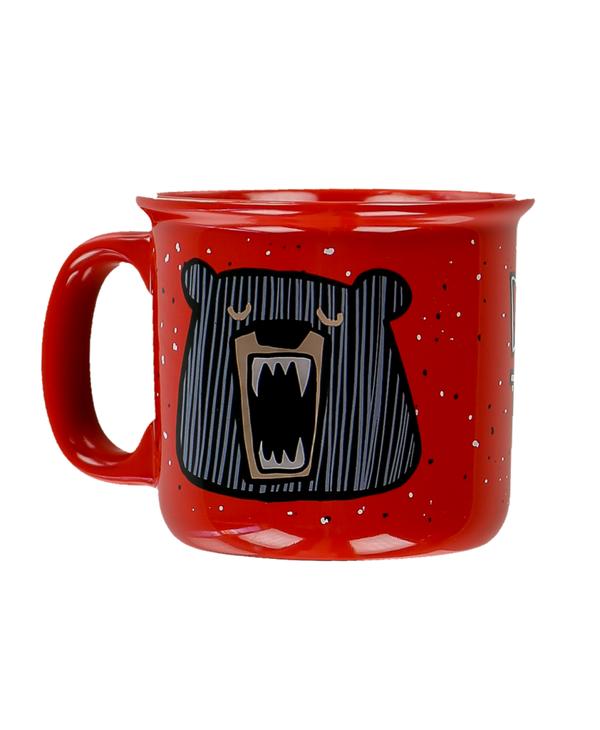 Don't Wake Bear Mug