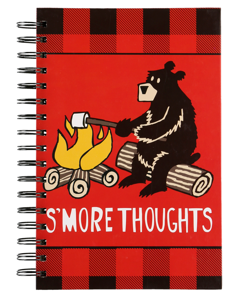 S'More Thoughts Notebook