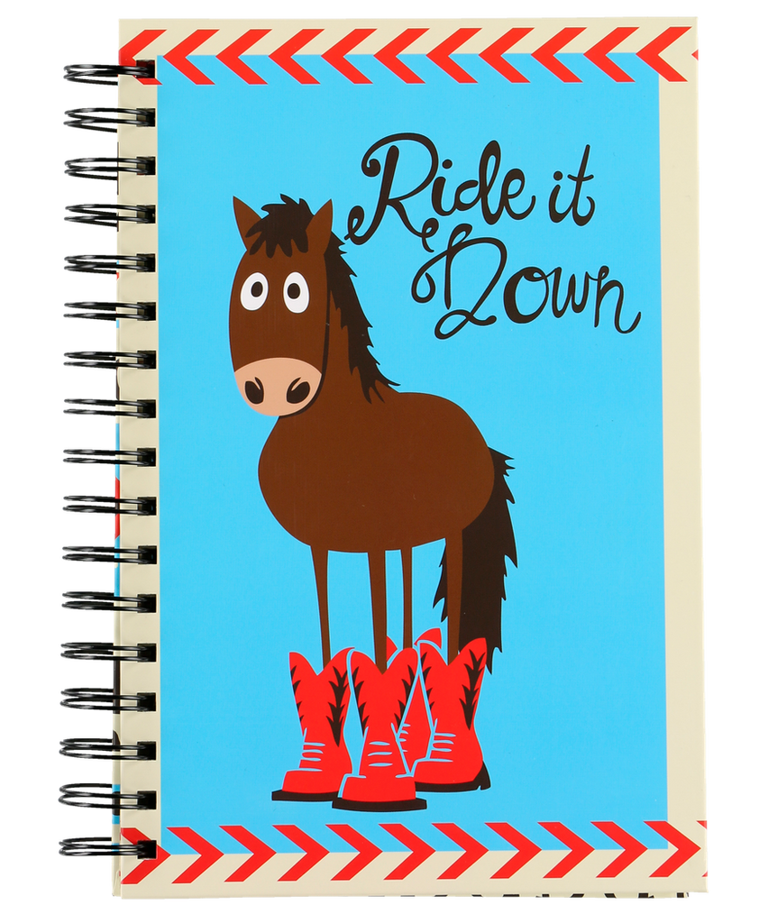 Ride It Down Notebook